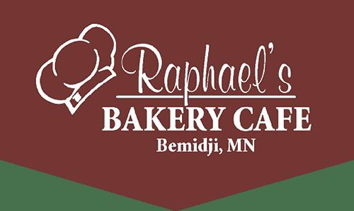 Raphael's bakery logo transparent